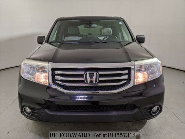 Used 2013 HONDA PILOT BH557312 for Sale