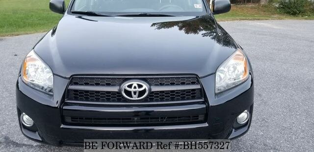 Used 2010 TOYOTA RAV4 BH557327 for Sale