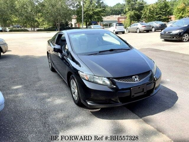 Used 2013 HONDA CIVIC BH557328 for Sale