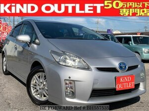 Used 2010 TOYOTA PRIUS BH557535 for Sale
