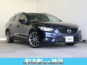 Used 2013 MAZDA ATENZA WAGON BH557541 for Sale