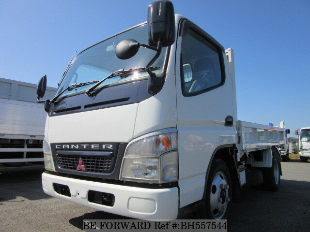 Used 2006 MITSUBISHI CANTER BH557544 for Sale