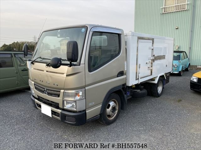 Used 2013 MITSUBISHI CANTER BH557548 for Sale