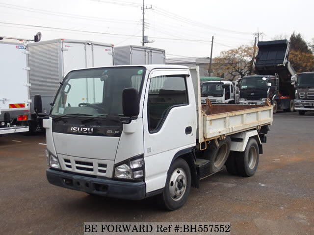 Used 2005 ISUZU ELF TRUCK BH557552 for Sale