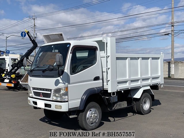 Used 2004 MITSUBISHI CANTER BH557557 for Sale