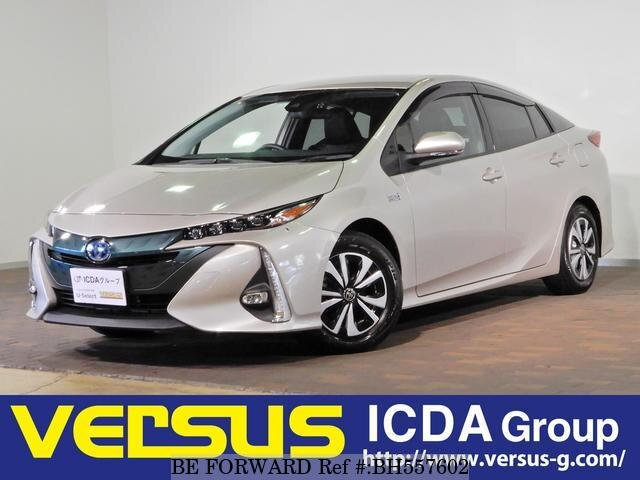 Used 2018 TOYOTA PRIUS PHV BH557602 for Sale