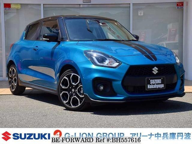 Used 2018 SUZUKI SWIFT BH557616 for Sale
