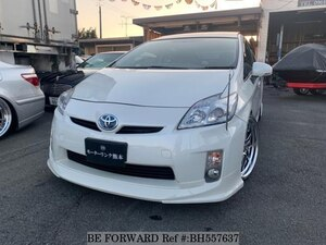 Used 2010 TOYOTA PRIUS BH557637 for Sale