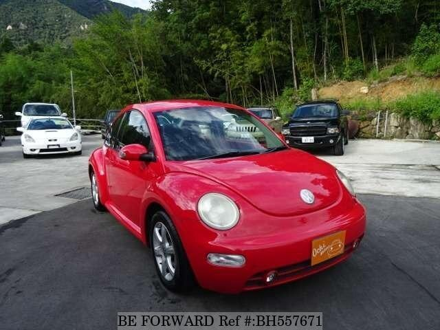 Used 2004 VOLKSWAGEN NEW BEETLE BH557671 for Sale