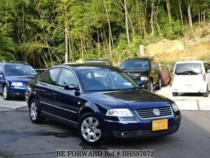 Used 2004 VOLKSWAGEN PASSAT BH557672 for Sale
