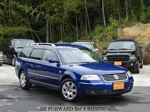 Used 2002 VOLKSWAGEN PASSAT WAGON BH557674 for Sale