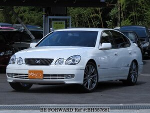 Used 2000 TOYOTA ARISTO BH557681 for Sale