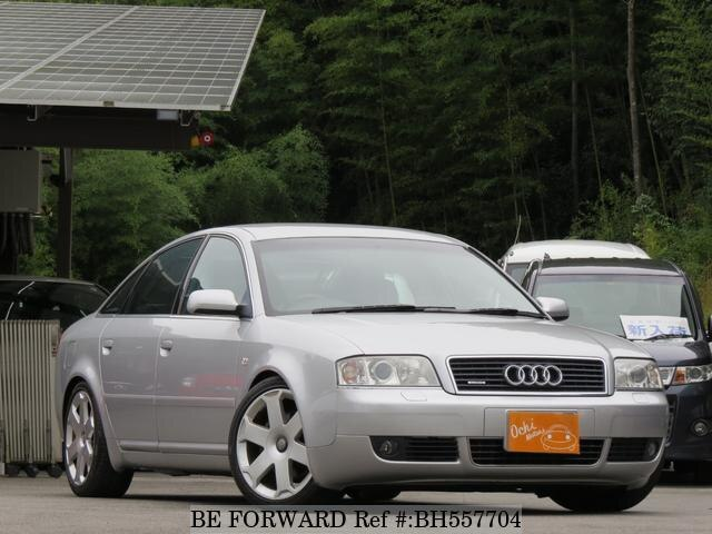 Used 2002 AUDI A6 BH557704 for Sale