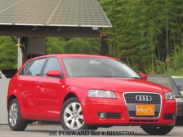 Used 2005 AUDI A3 BH557709 for Sale