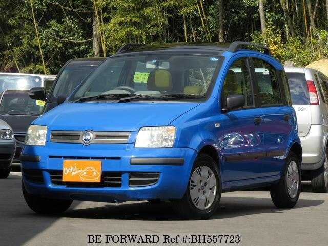 Used 2005 FIAT NEW PANDA BH557723 for Sale