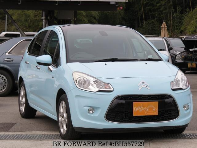 Used 2010 CITROEN C3 BH557729 for Sale