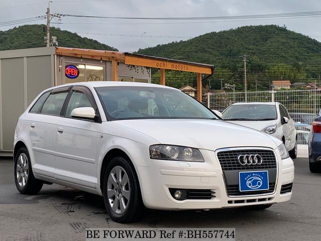 Used 2007 AUDI A3 BH557744 for Sale