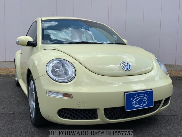 Used 2007 VOLKSWAGEN NEW BEETLE BH557757 for Sale