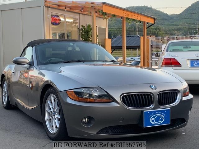 Used 2003 BMW Z4 BH557765 for Sale