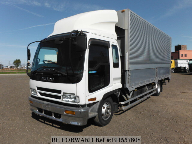 Used 2000 ISUZU FORWARD BH557808 for Sale