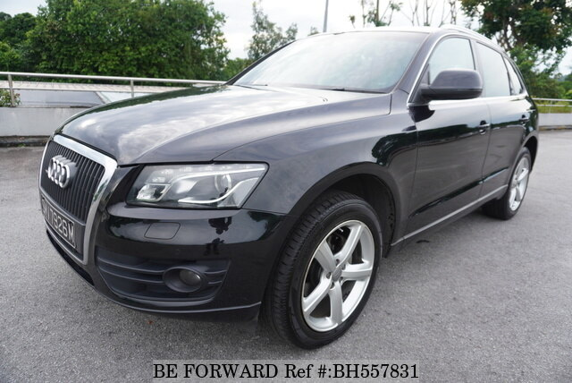 Used 2010 AUDI Q5 BH557831 for Sale