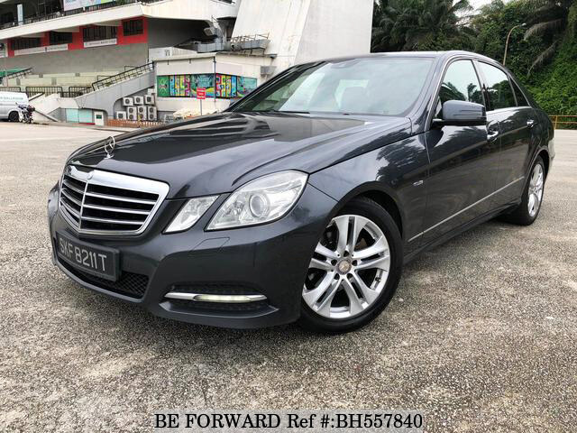 Used 2011 MERCEDES-BENZ E-CLASS BH557840 for Sale