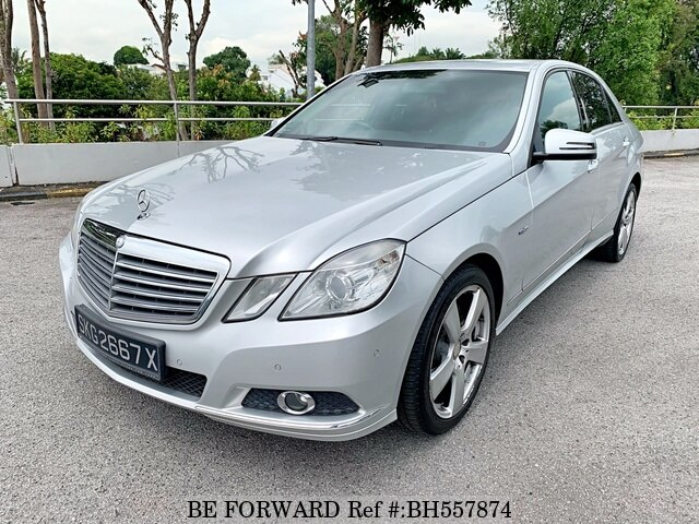 Used 2010 MERCEDES-BENZ E-CLASS BH557874 for Sale
