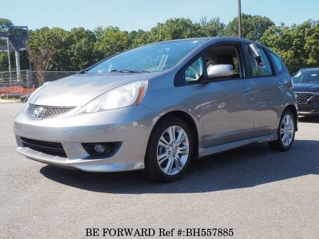 Used 2009 HONDA FIT BH557885 for Sale