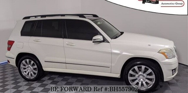 Used 2010 MERCEDES-BENZ GLK-CLASS BH557902 for Sale