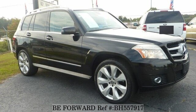 Used 2010 MERCEDES-BENZ GLK-CLASS BH557917 for Sale