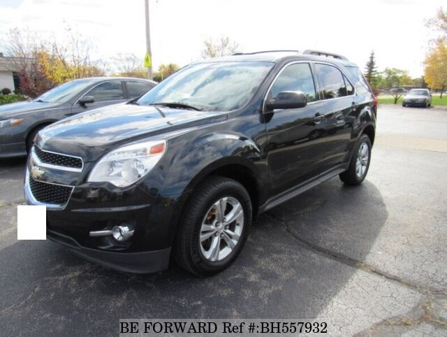 Used 2010 CHEVROLET EQUINOX BH557932 for Sale