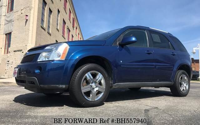 Used 2008 CHEVROLET EQUINOX BH557940 for Sale