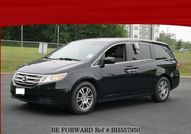 Used 2012 HONDA ODYSSEY BH557950 for Sale