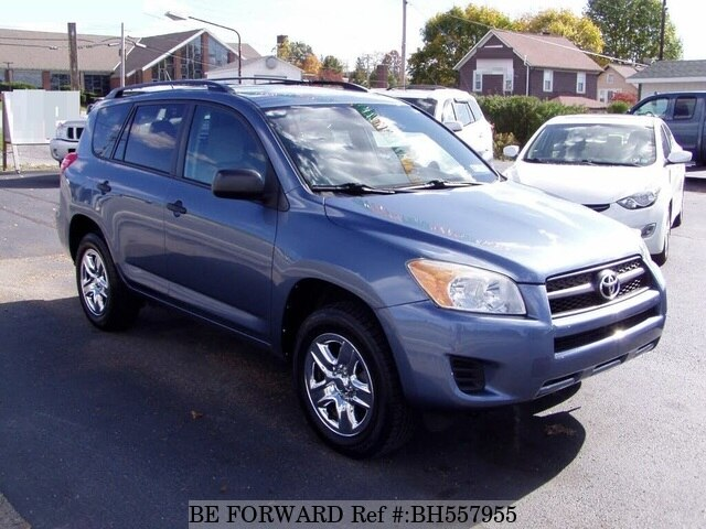 Used 2012 TOYOTA RAV4 BH557955 for Sale
