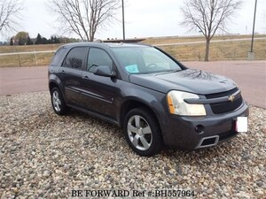 Used 2008 CHEVROLET EQUINOX BH557964 for Sale