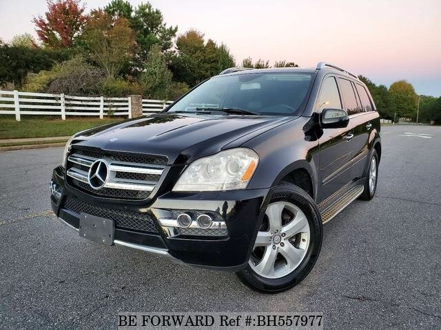 Used 2010 MERCEDES-BENZ GL-CLASS BH557977 for Sale