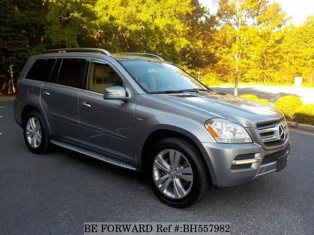 Used 2012 MERCEDES-BENZ GL-CLASS BH557982 for Sale