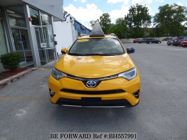 Used 2016 TOYOTA RAV4 BH557991 for Sale