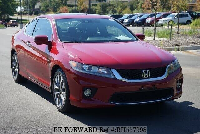 Used 2014 HONDA ACCORD BH557998 for Sale