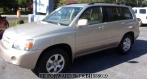 Used 2006 TOYOTA HIGHLANDER BH558019 for Sale