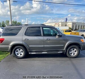 Used 2006 TOYOTA SEQUOIA BH558049 for Sale