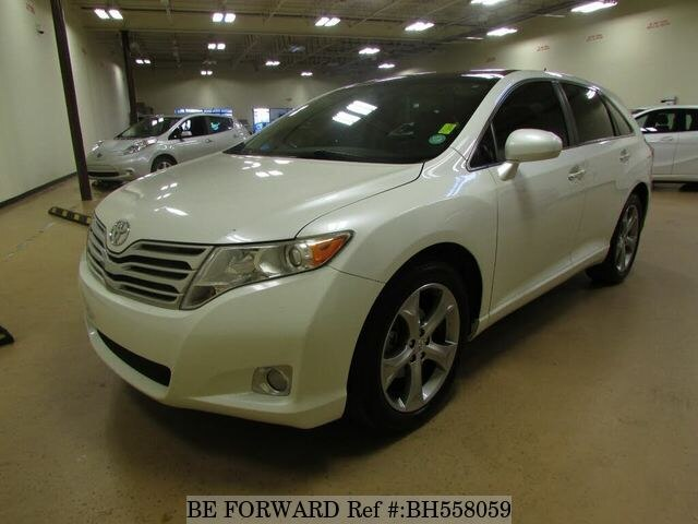 Used 2009 TOYOTA VENZA BH558059 for Sale