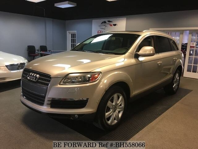 Used 2007 AUDI Q7 BH558066 for Sale