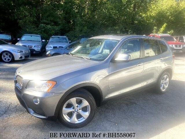 Used 2011 BMW X3 BH558067 for Sale