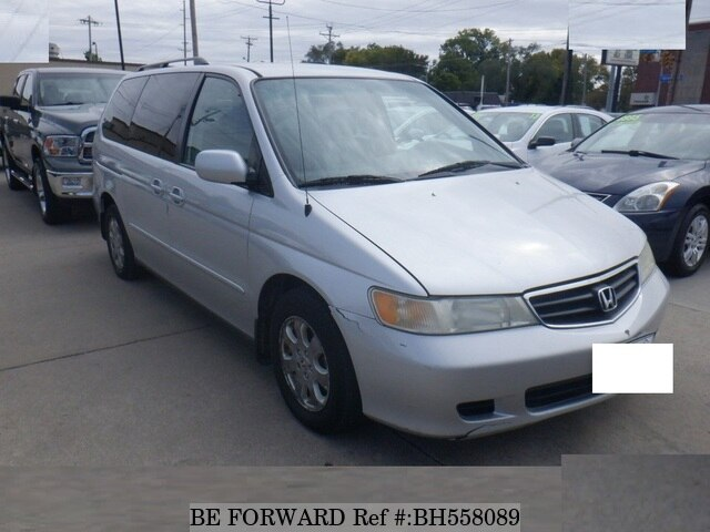 Used 2003 HONDA ODYSSEY BH558089 for Sale