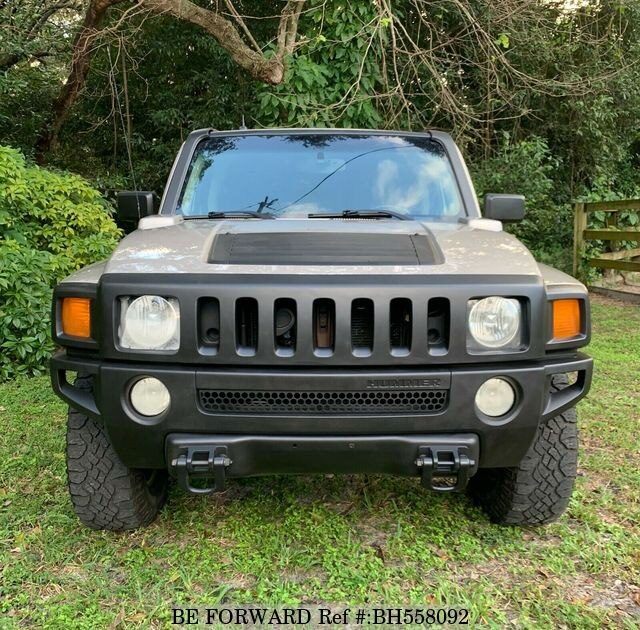 Used 2006 HUMMER H3 BH558092 for Sale
