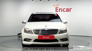 Used 2011 MERCEDES-BENZ C-CLASS BH558100 for Sale