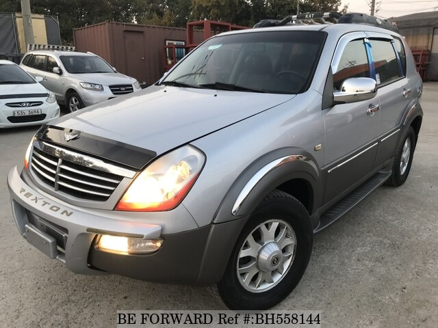 Used 2004 SSANGYONG REXTON BH558144 for Sale