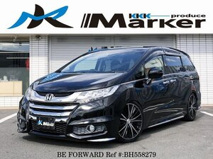 Used 2014 HONDA ODYSSEY BH558279 for Sale