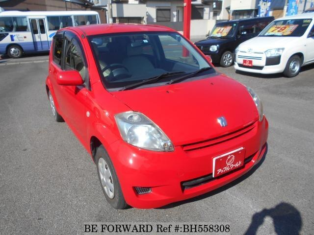 Used 2009 TOYOTA PASSO BH558308 for Sale